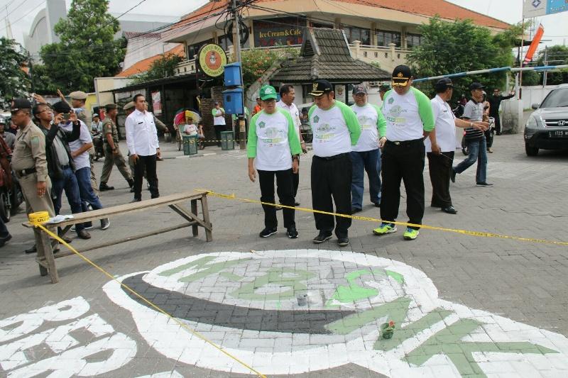 Pemkab Sidoarjo Realisasikan Jalan Coran