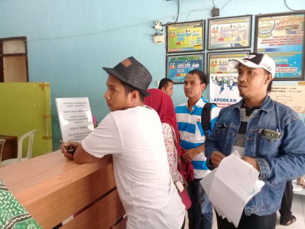 163 Ribu Warga Bangkalan belum Rekam KTP-el