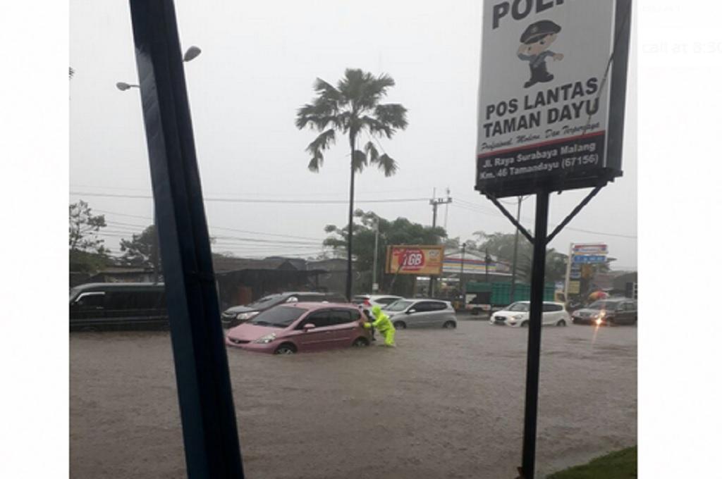 Empat Kecamatan di Kabupaten Pasuruan Masih Banjir