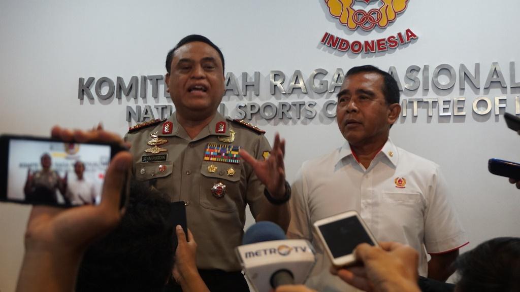 Anggaran Pelatnas Kontingen Indonesia Diminta Tuntas Pekan Ini