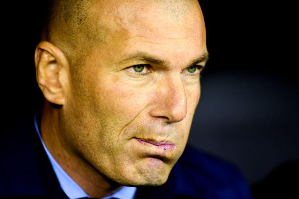 Zidane Sadari takkan Lama di Madrid