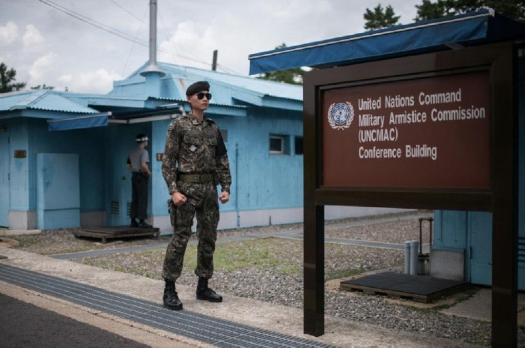 Panmunjom, Desa Tempat Tentara Korea dan Negosiator Bertemu