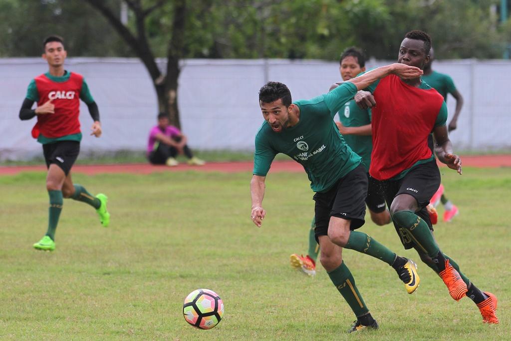 Sriwijaya FC Resmikan 27 Pemain untuk Musim 2018