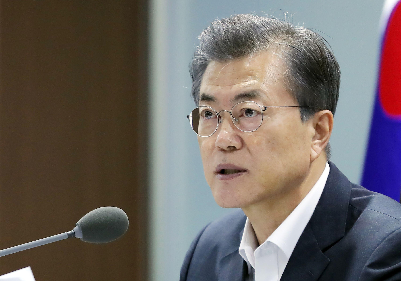 Presiden Korsel: Denuklirisasi Semenanjung untuk Perdamaian