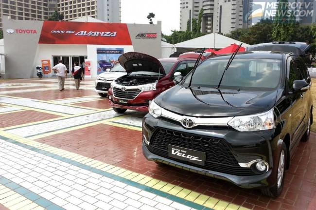 Toyota Akui Sedang Kembangkan Avanza Baru
