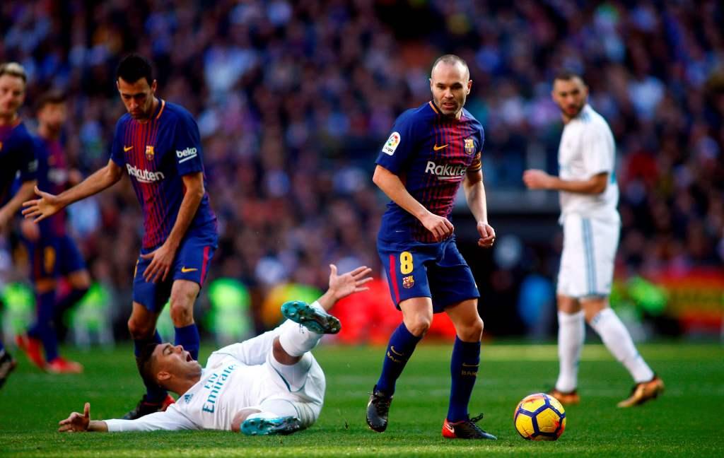 Madrid tidak Bisa Bermain Indah seperti Barcelona