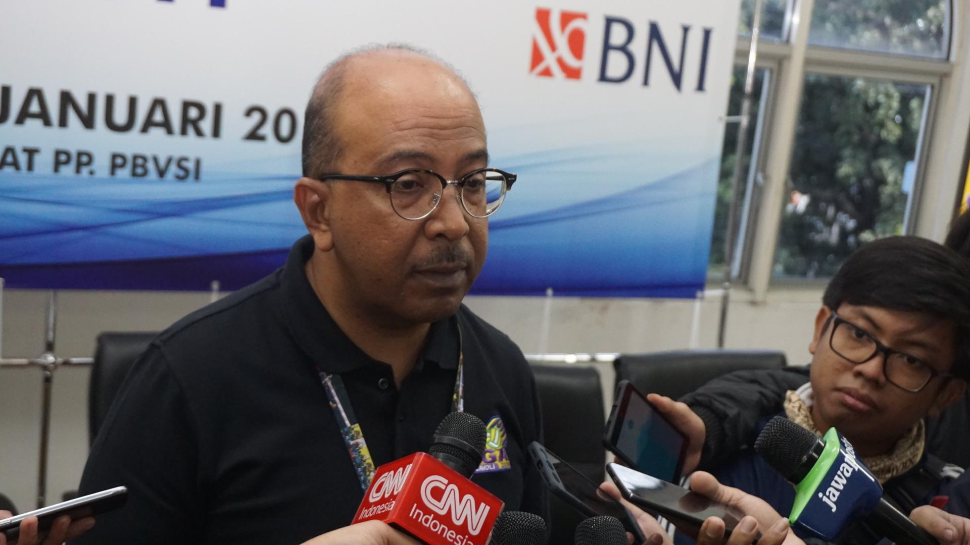 Lewat Proliga, Atlet Voli Indonesia Bisa Perbaiki Kualitas Hidup