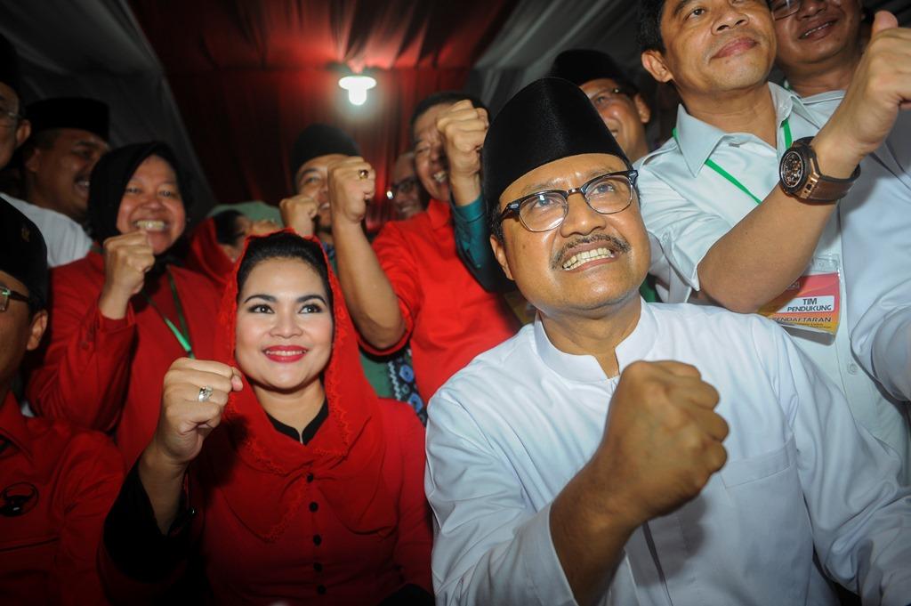 PKB: Gus Ipul-Puti Guntur Saling Melengkapi