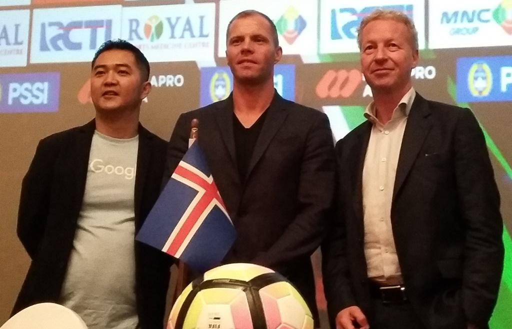Gudjhonsen: Kolektivitas jadi Kekuatan Timnas Islandia