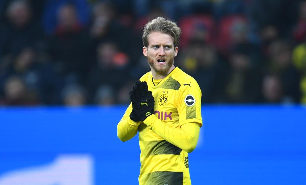 Dortmund takkan Lepas Andre Schuerrle
