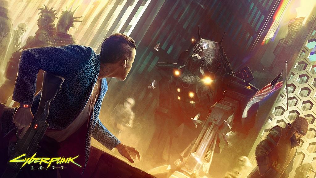 4 Tahun Membisu, Game Cyberpunk 2077 Berikan Kode Misterius