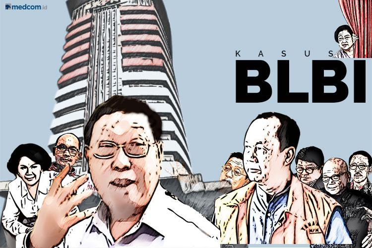 Mencari Sponsor Politik dari BLBI