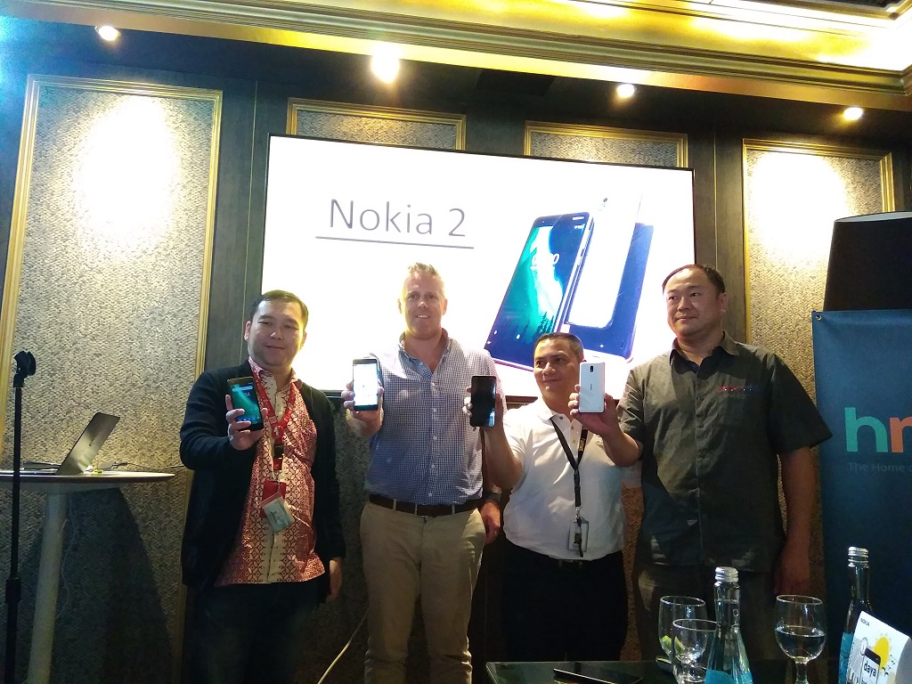 HMD Global Bawa Nokia 2 ke Indonesia