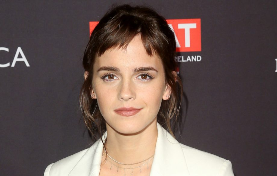 Emma Watson Angkat Bicara soal Pelecehan Seksual