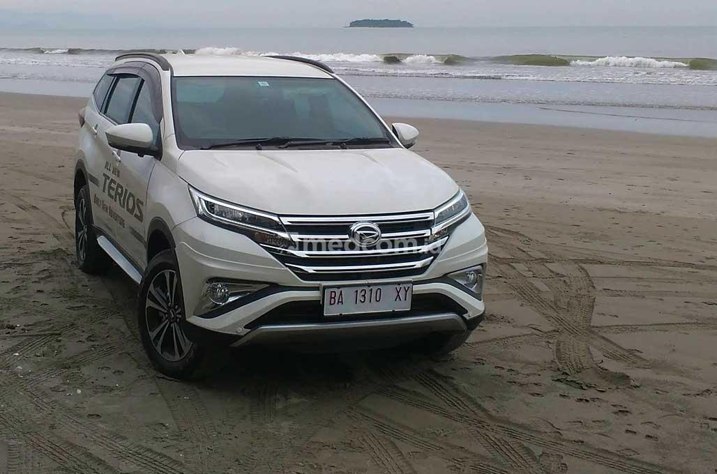 Uji Performa All New Daihatsu Terios di Jalur Lintas Sumatera