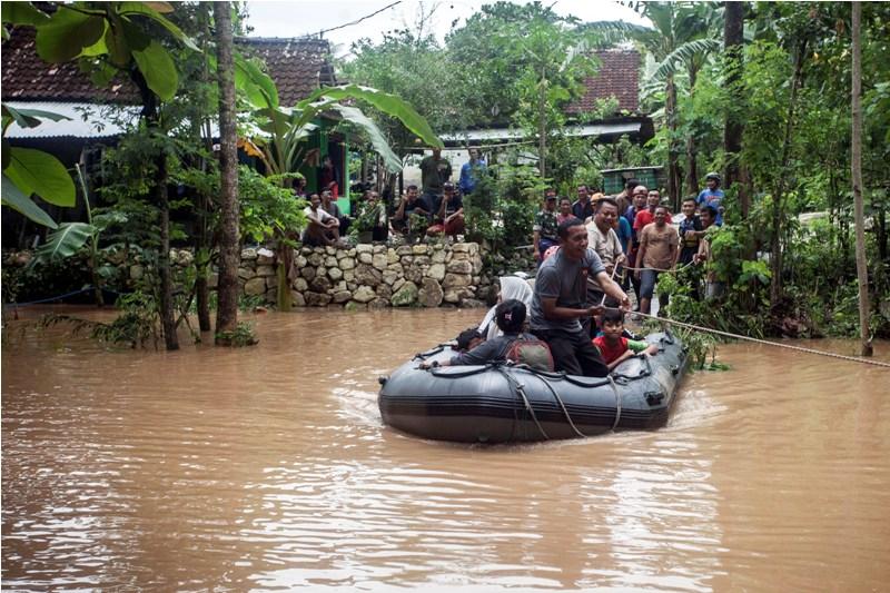 BPBD Ajukan Bantuan untuk Ratusan Rumah Terdampak Siklon Cempaka