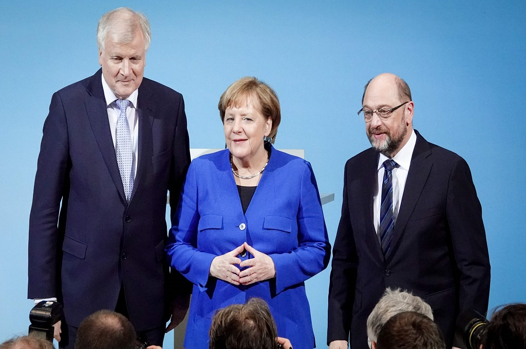 Merkel Dorong 'Awal Baru' untuk Jerman dan Eropa