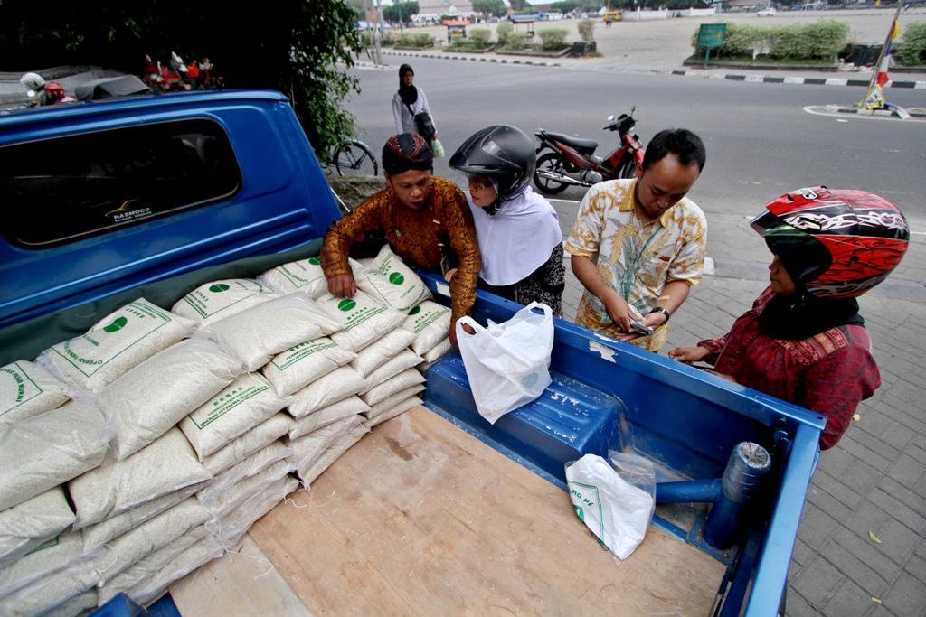 Impor Beras Umum, Pemerintah Bisa Untung Rp1,5 Triliun