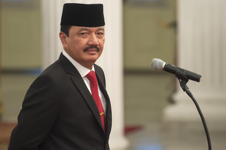 Budi Gunawan jadi Pimpinan Dewan Masjid Indonesia
