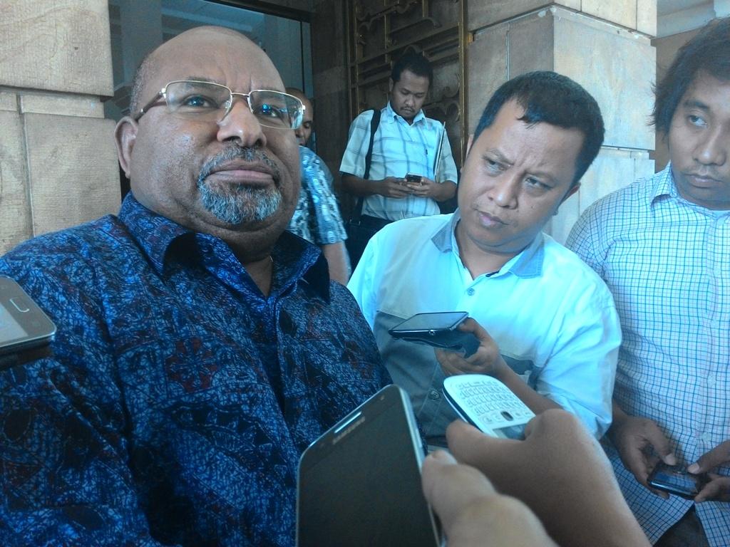 Pemprov Papua & Pemkab Mimika Sepakat Pembagian Saham Freeport