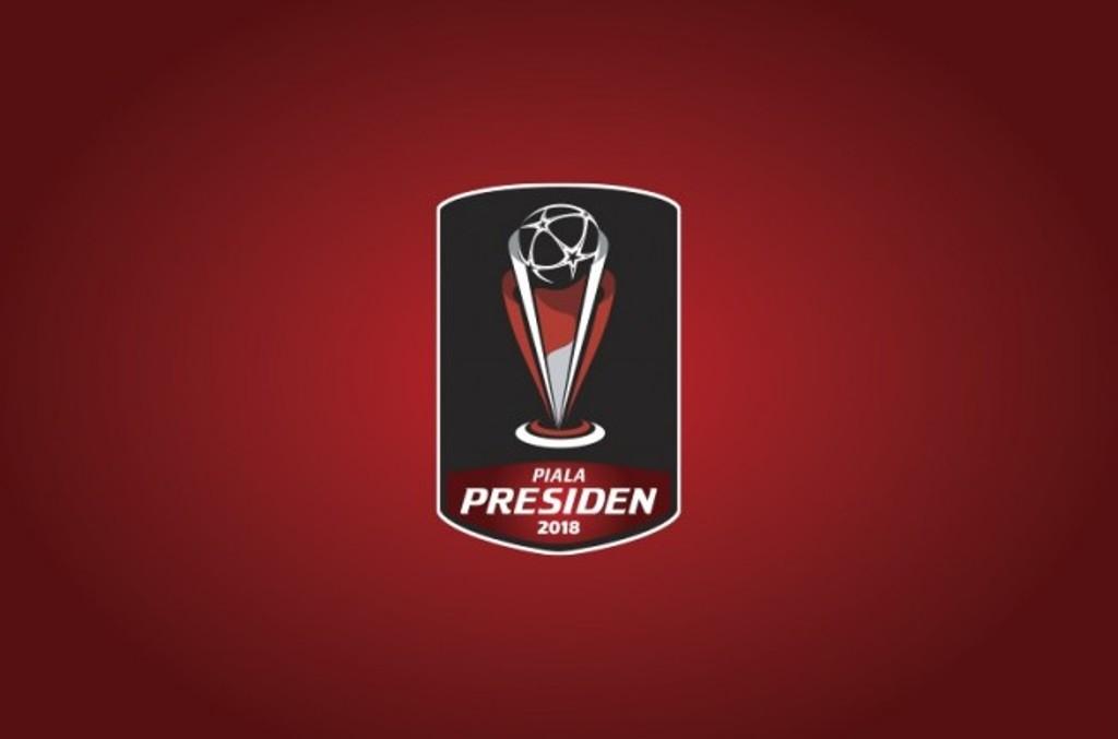 Piala Presiden 2018 Resmi Bergulir pada 16 Januari