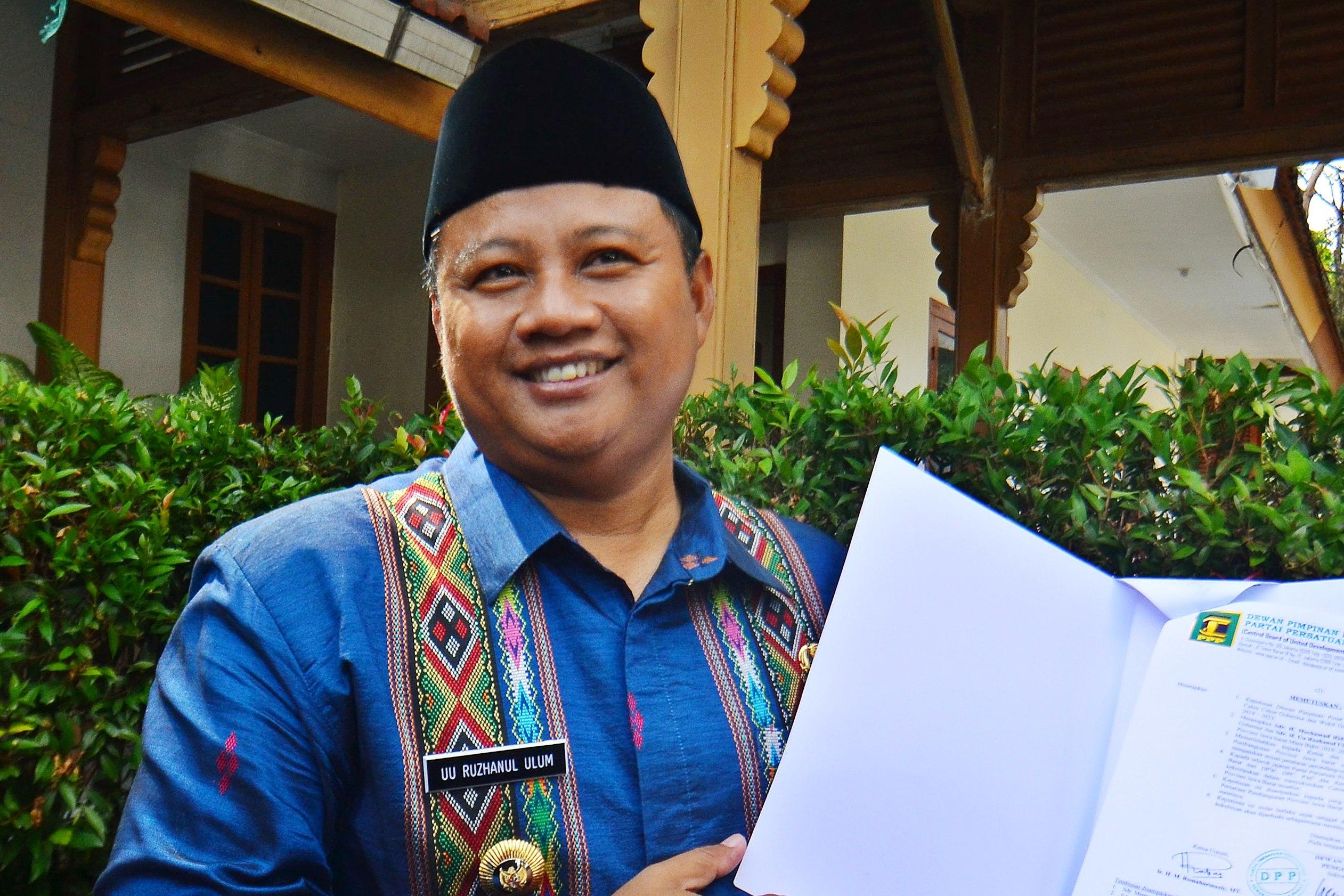 Video Uu Joget Berlatar Lagu Rhoma Irama Viral di Bandung