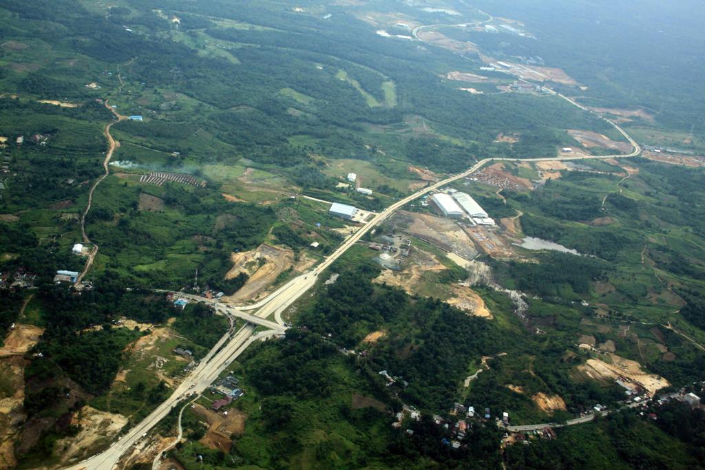 Tol Balikpapan-Samarinda Ditargetkan Rampung Akhir 2018