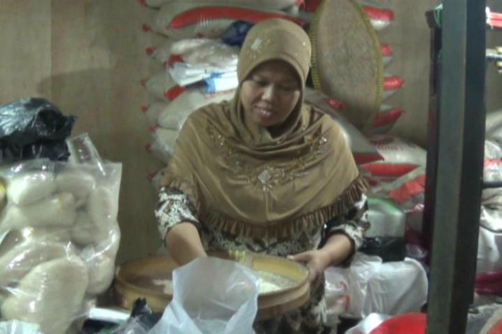 Kenaikan Harga Beras Bikin Warga Yogyakarta <i>Nyesek</i>
