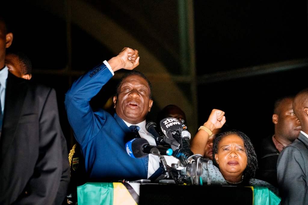 Presiden Zimbabwe Tegaskan Jamin Keamanan Mugabe