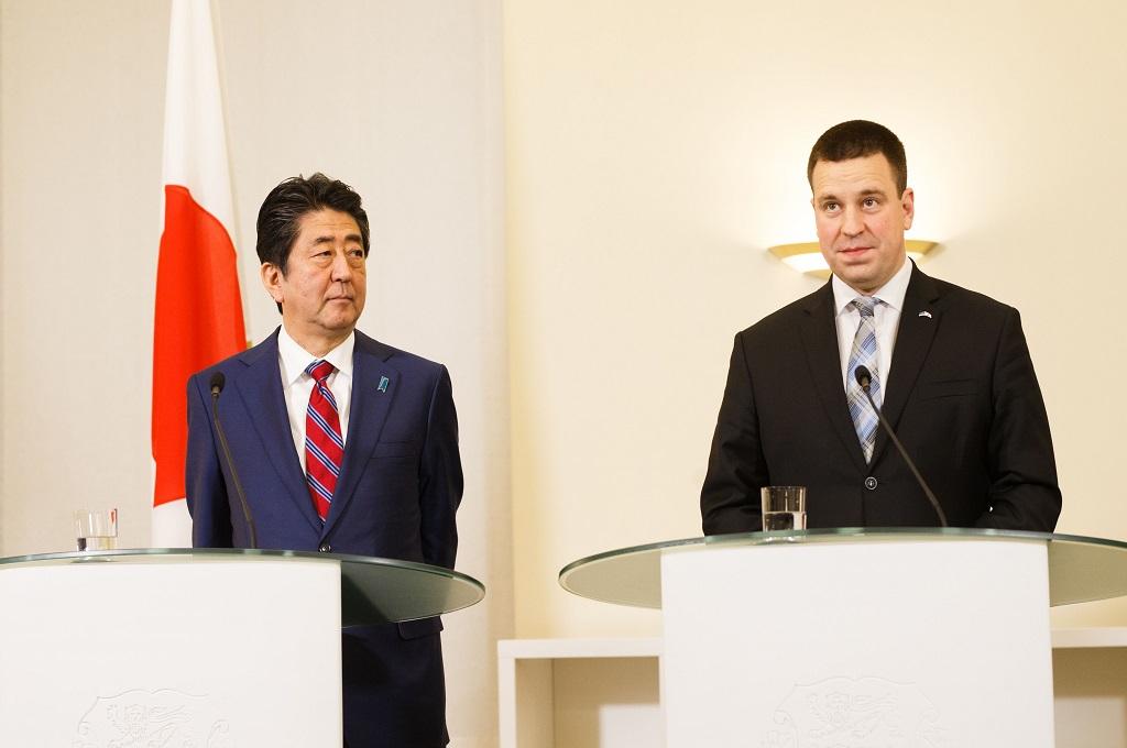 Jepang Perkuat Hubungan Eropa di Tengah Ancaman Korut