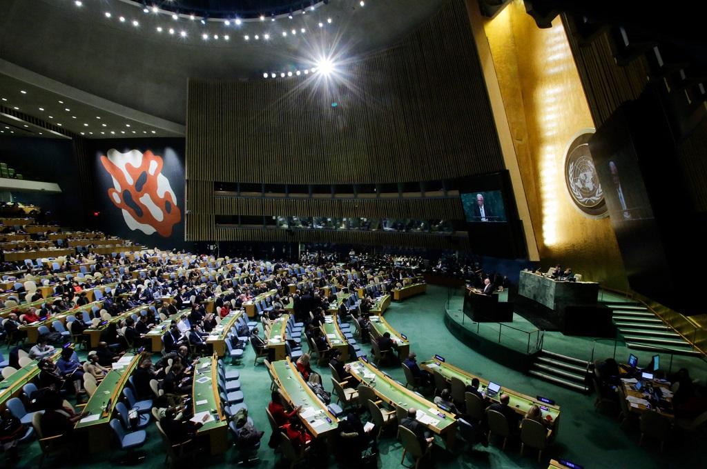 Semua Perwakilan Afrika di PBB Bersatu Kecam Trump