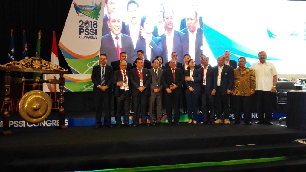 Lima Perubahan Statuta dalam KLB PSSI