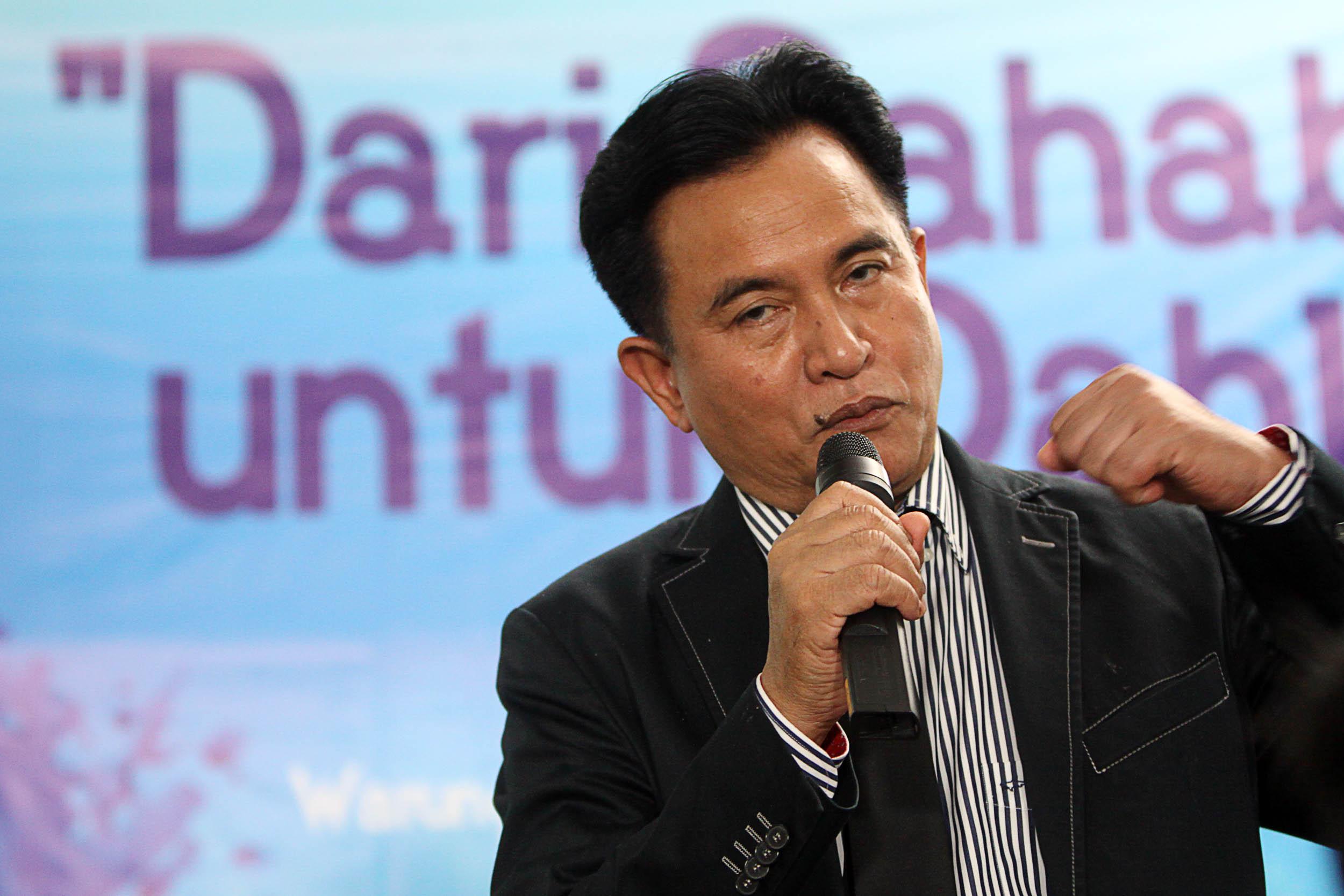 Pembatalan HGB Pulau Reklamasi Jangan karena Janji Kampanye