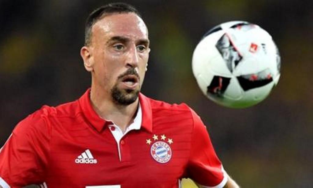 Ribery Ingin Selama Mungkin di Bayern Muenchen