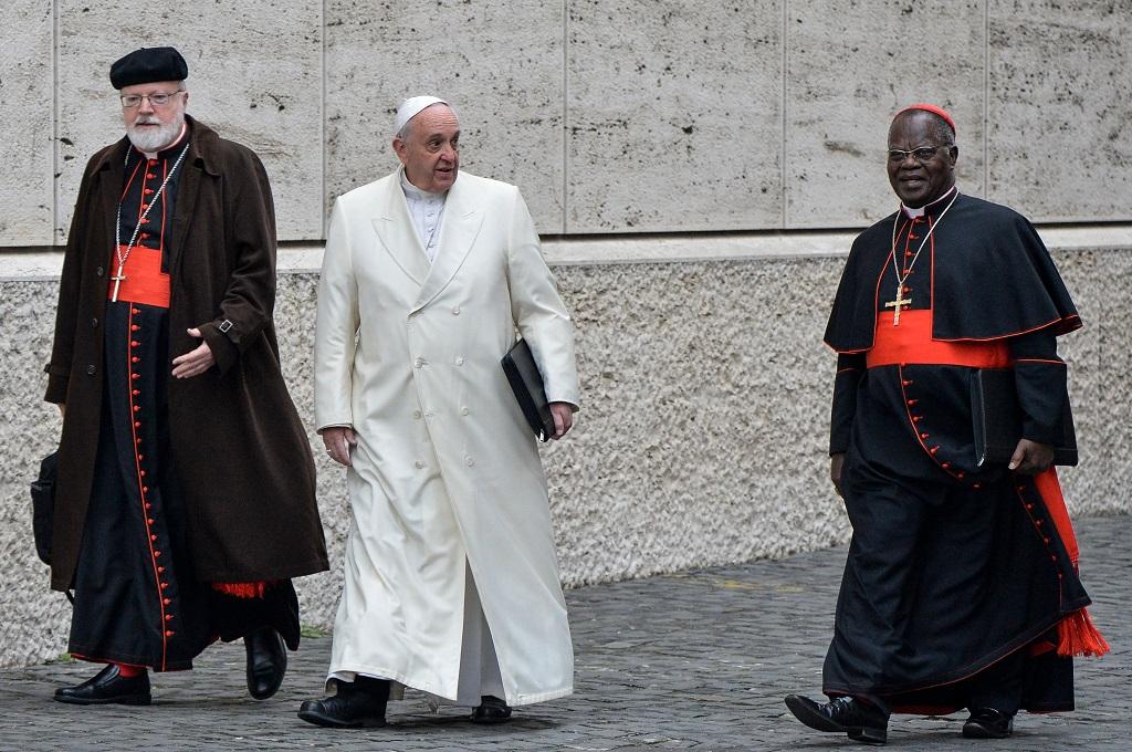 Tiga Gereja di Chile Diserang Jelang Kunjungan Fransiskus