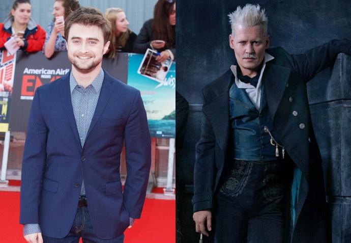Daniel Radcliffe Tanggapi Kontroversi Keterlibatan Johnny Depp di Sekuel Fantastic Beasts