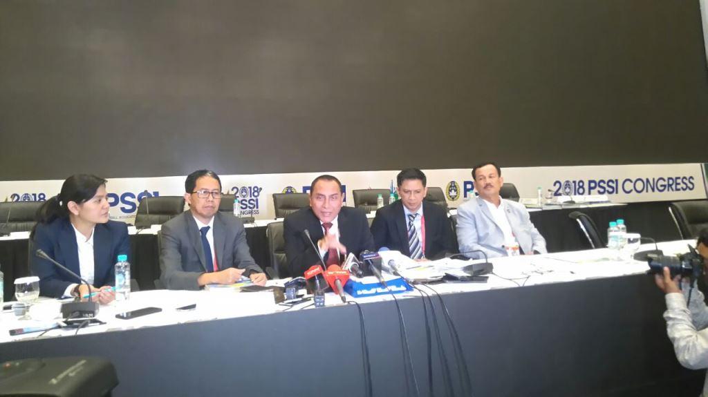 PSSI Mengesahkan 54 Klub dengan Catatan