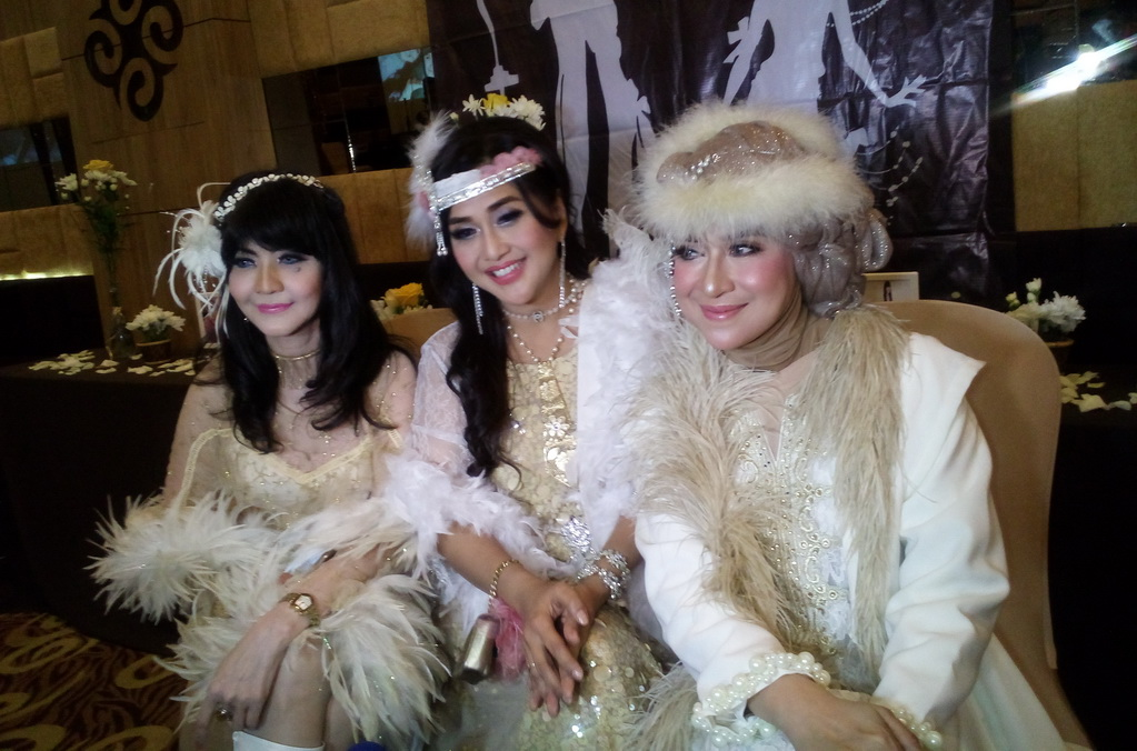 Gelar Meet and Greet, Trio 3 Dara Siap Kembali