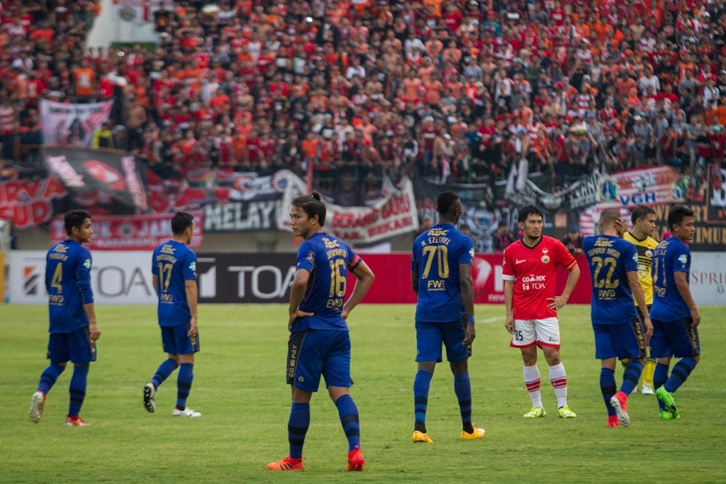 Pencarian Jati Diri Persib di Piala Presiden 2018