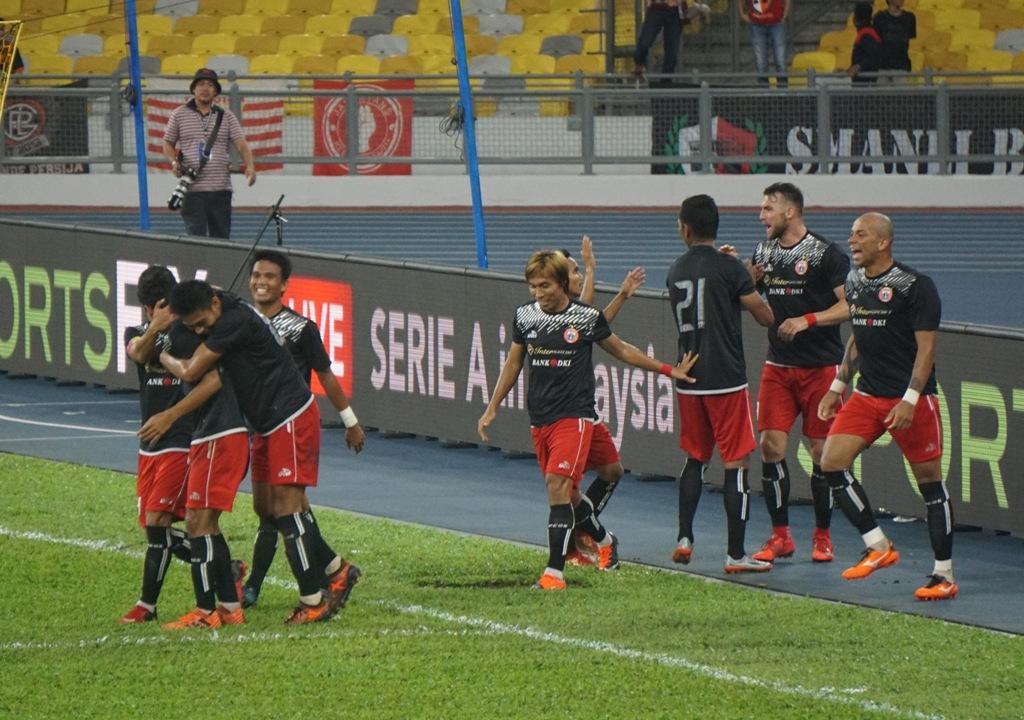 Lawan Kelantan FA, Teco Waspadai Eks Striker Persija