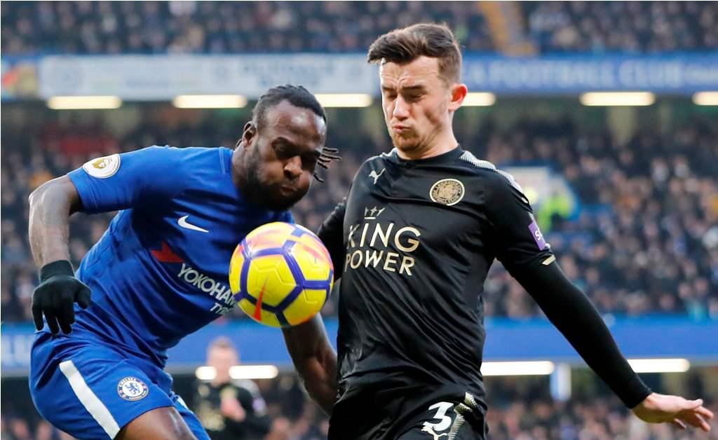 10 Pemain Leicester buat Chelsea Kewalahan di Kandang
