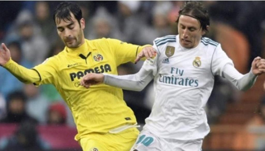Real Madrid Bertekuk Lutut dari Villarreal di Bernabeu