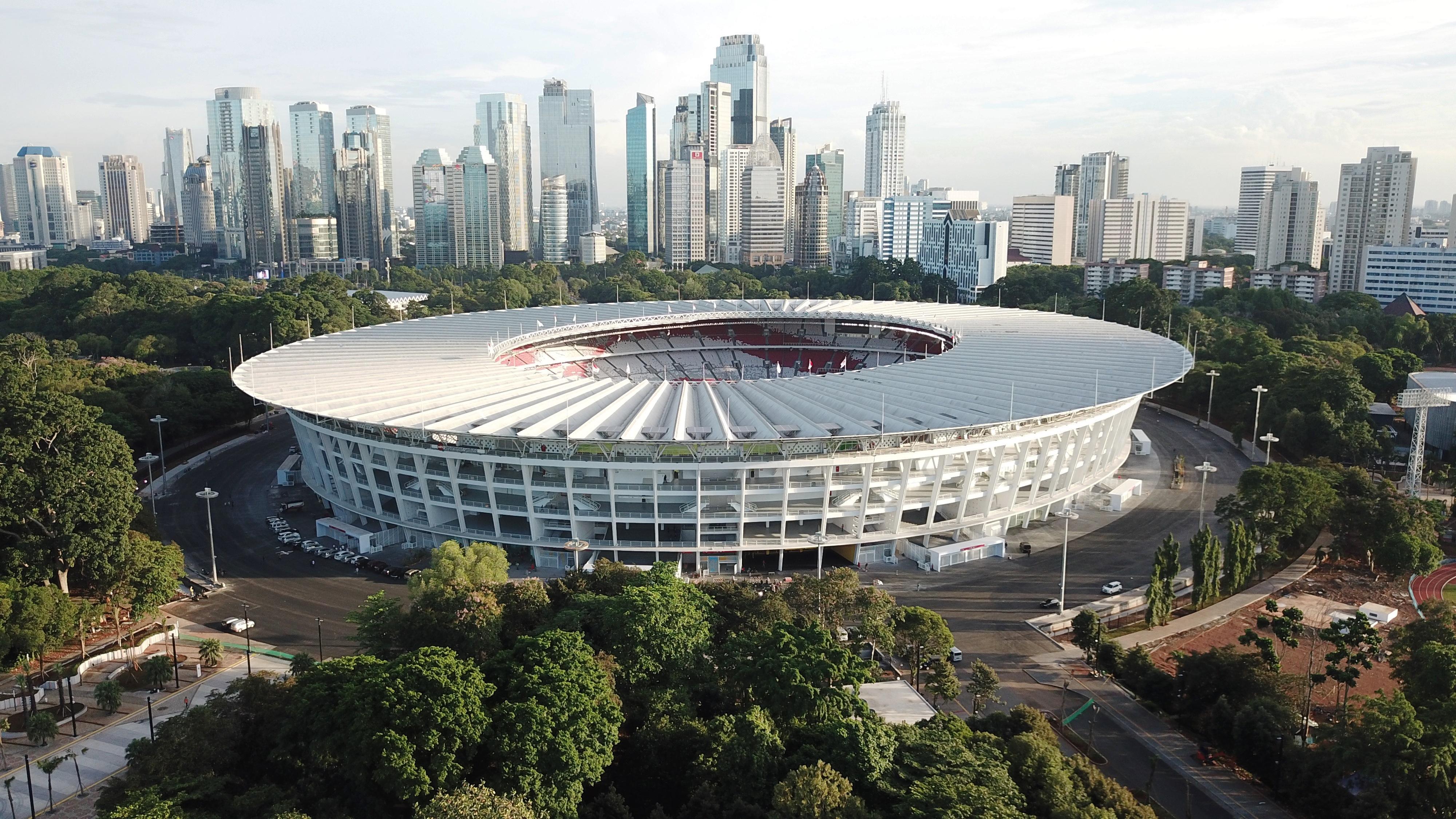 Ini Tantangan Renovasi Stadion GBK