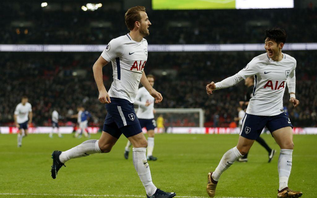 Spurs Buat Everton tidak Berdaya di Wembley