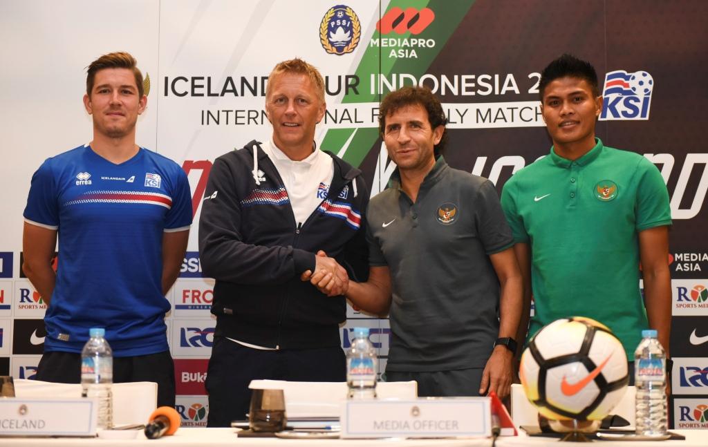 Jadwal Siaran Langsung Indonesia vs Islandia
