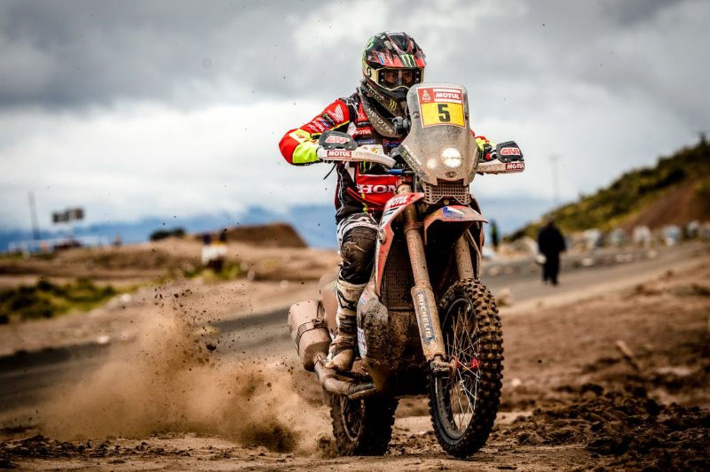 Menangi Etape 7, Barreda Bakal Mundur dari Dakar Rally