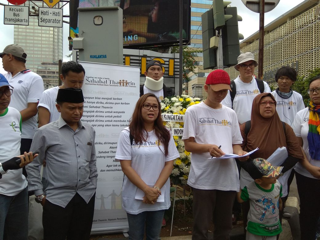 Dua Tahun Teror Bom Thamrin