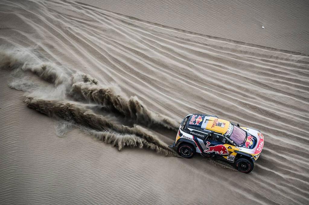 Rute Dakar Rally 2018, De Javu Rute Afrika