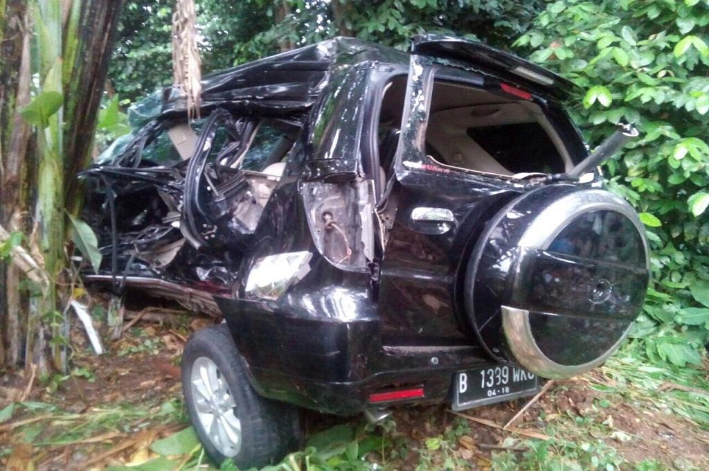 Korban Mobil Disambar Kereta masih Dirawat