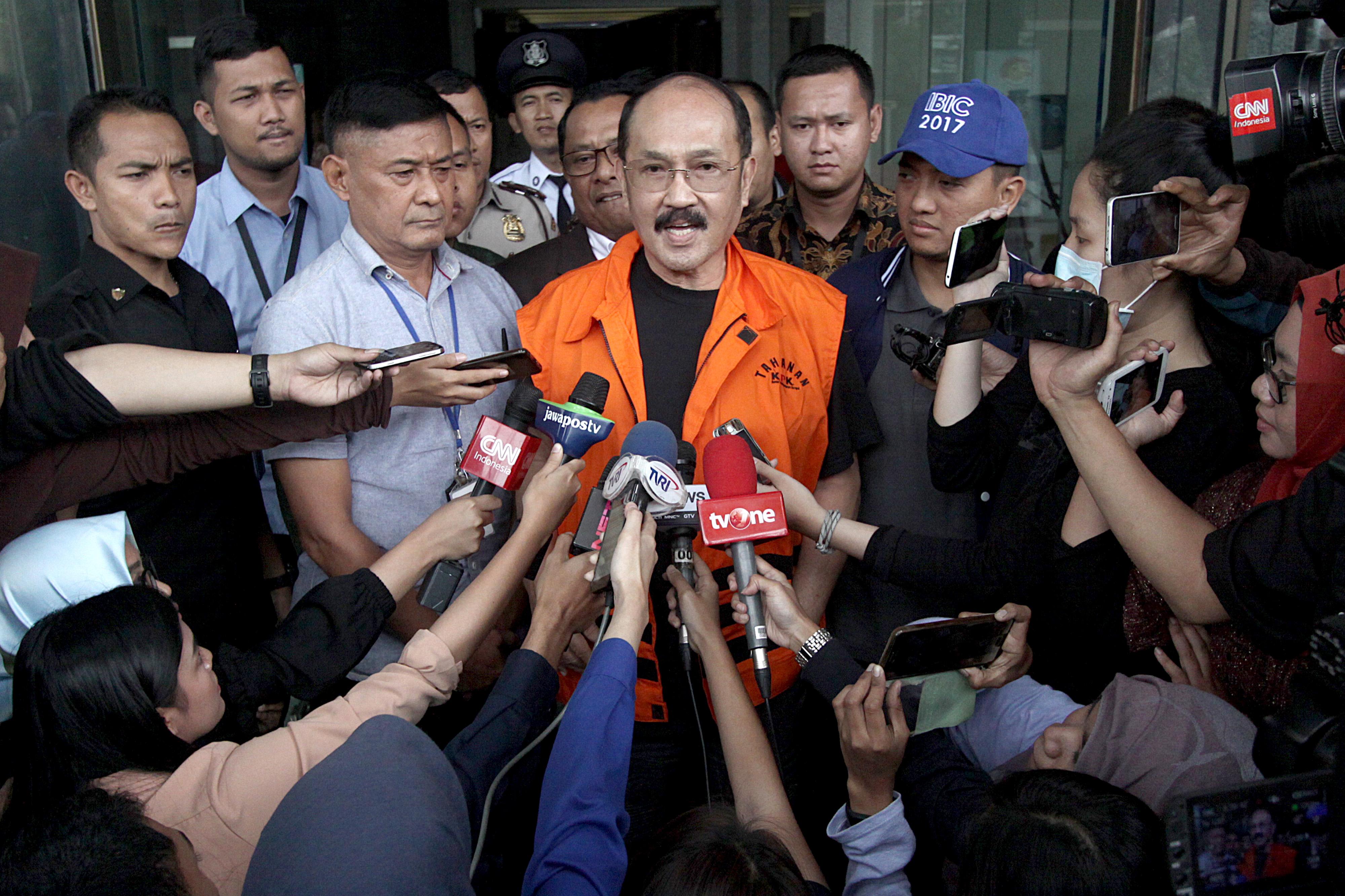 Peradi Dukung KPK Usut Fredrich